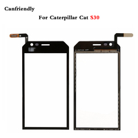 Cat S30 Screen Glass Digitizer Mobile Phone Touch Screen Panel For Caterpillar Cat S30 Cat S