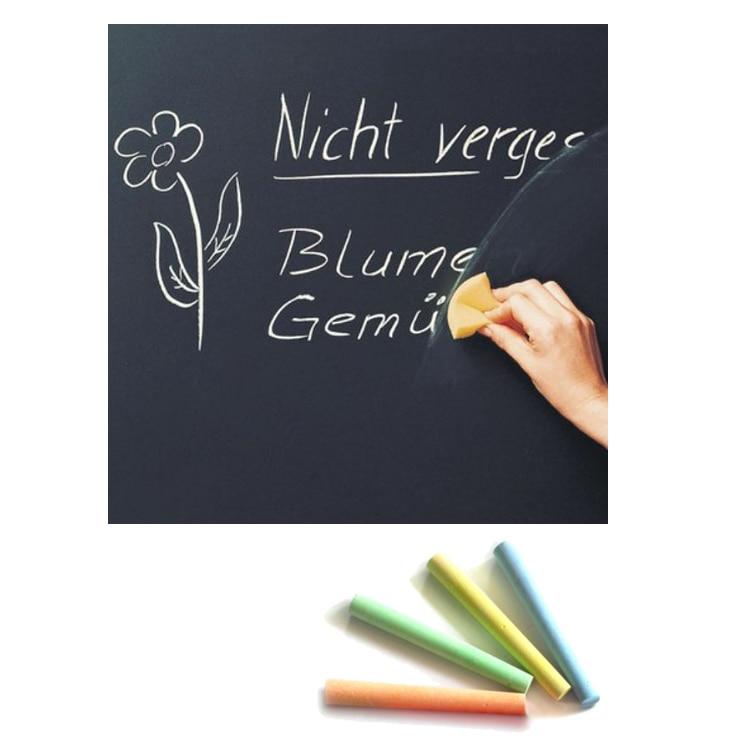 Practical 60 x 45 Panel Removable Chalkboard Blackboard Erasable Message Board Learning Multifunction Office