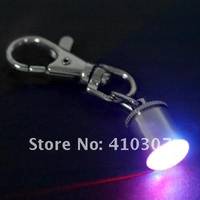 Светодиодное освещение бирка на собачьем ошейнике безопасности Воротник Высокая Видимость Цвет мигающий Высокое качество 10 шт