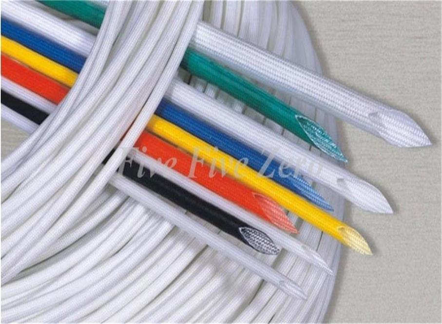 Unusual Fiberglass Wire Sleeving Photos - Electrical Circuit Diagram ...