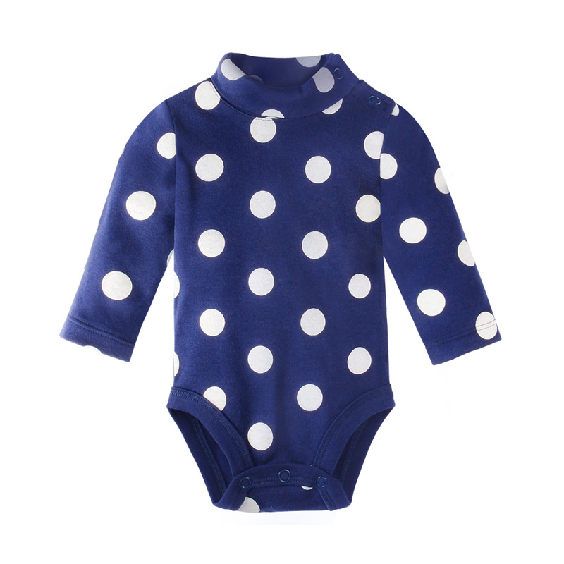 16b34a71f Buy Baby Clothing Newborn Body Baby Rompers Triangle Long Sleeve ...