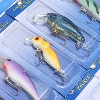 卸売5 × 30個金属釣りルアーミノールアーパイクサーモン餌低音トラウト魚フック