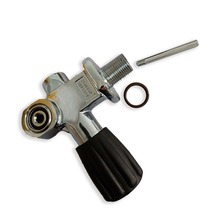 AC951 High Pressure Diving Valve For SCUBA Oxygen Tank Equipment Carbon Fiber Cylinder