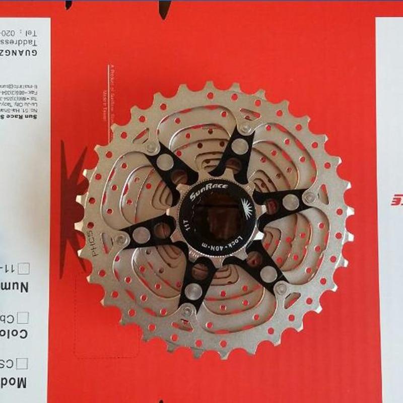 Sunrace CSRS0 10 Speed Bike Cassette Road Bicycle Freewheel 11 32T