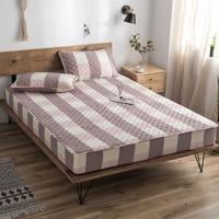 200*220*36cm Size Terry Mattress Pad Cover 100% Sheet Matras Protector Bed mattress fitted anti punaise de lit Mattress for Bed