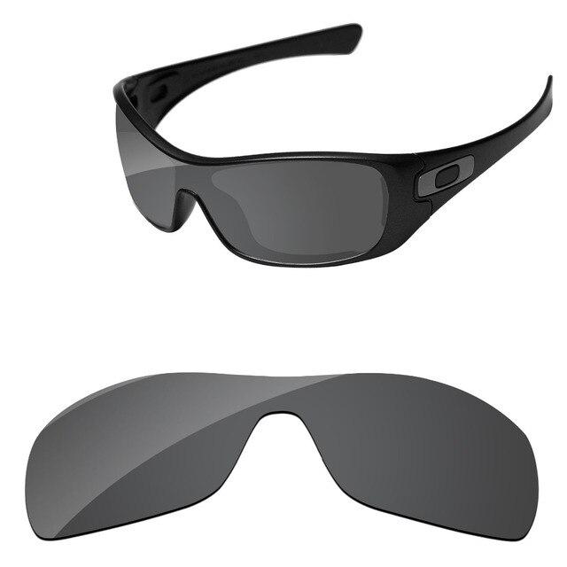ee1d180182 Negro gris polarizadas lentes para Antix (gafas de sol marco 100% UVA y UVB