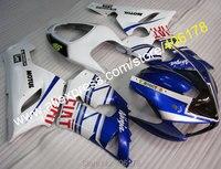 Hot Sales,For kawasaki zx6r 2005 2006 nijia zx636 ninja 05 06 FIAT motorcycle bodywork Moto Fairing (Injection molding)