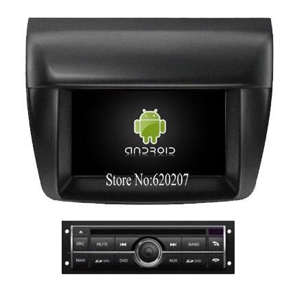 imágenes para S160 android 4.4.4 coches reproductor de dvd para mitsubishi l200 car audio estéreo multimedia gps quad-core