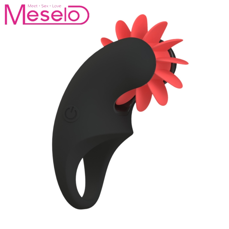 Meselo Rolling Cock Ring Vibrator Multiuse USB Charge Men Delay Ejaculation Penis Ring Stimulate Clitoris Sex Toys For Man Women wearable penis sleeve extender reusable condoms sex shop cockring penis ring cock ring adult sex toys for men for couple