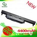 4400мач аккумулятор для ноутбука asus серии A33-K55 A41-K55 A75A A95 A55D серии K45D K45VM A45A A45DE A32-K55 K55