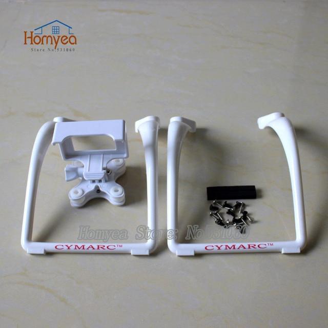 SYMA X8C X8W X8G X8 X8HC X8HW X8HG RC Drone spare parts FPV SJCAM / Xiaoyi / Gopro Camera Holder + Upgrade Landing Gear