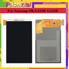 Original 4.3 For Samsung Galaxy DUOS Star 2 Plus SM-G350E G350E LCD Display With Touch Screen Digitizer Sensor Replacement цена