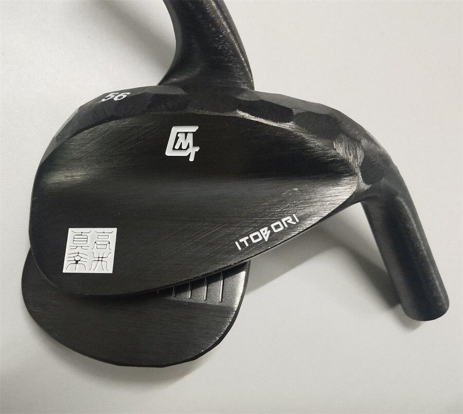 2019 ITOBORI   Black  Color   Wedge  Head   Forged  Carbon Steel  Golf   Wedge Head   Wood  Iron  Putter  Head