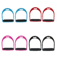 Horse Saddle English Stirrups Riding Outdoor Sports Equestrian Equipment Supplies
