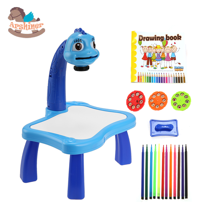 Toys For Painting : Children kids multifunctional educationally drawing toys