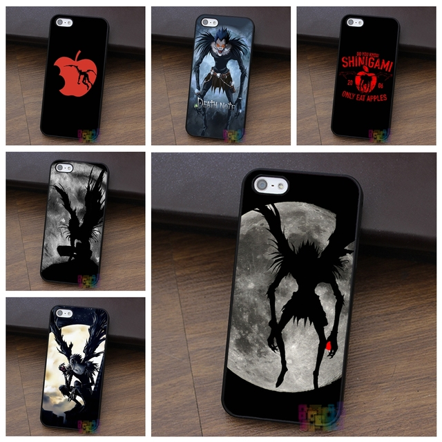 Manga Death Note Phone Case for iphone