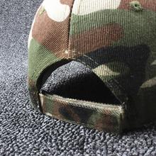 Fishing New Adjustable Military Hunting Fishing Hat Army Baseball Outdoor Cap Popular 2017 New