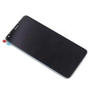 Image 2 - 5.45 אינץ מקורי לzte V9 Vita LCD תצוגה + מגע מסך דיגיטלי ממיר רכיב מסך תיקון חלקי משלוח חינם