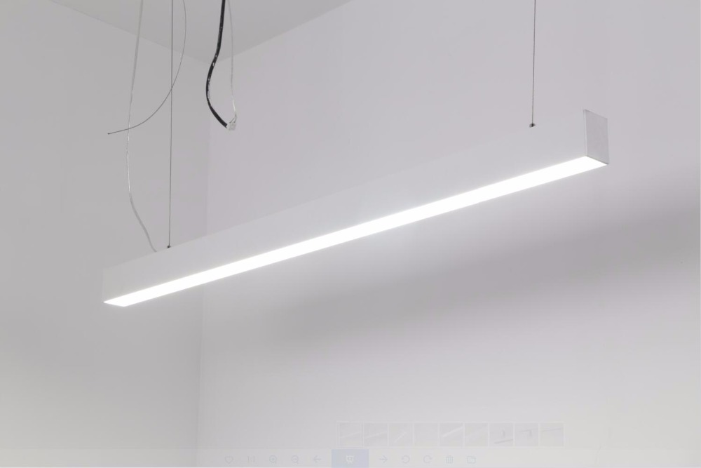 Free Shipping new arrival LED Linear Light 1800MM LONG  50W high quality LED chips+good driver +Thick Aluminum Housing
