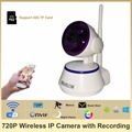 HOSAFE SV04 720P Wireless Pan/Tilt IP Camera Audio SD card recording Waterproof Motion Detection and Email Alert Free Shipping