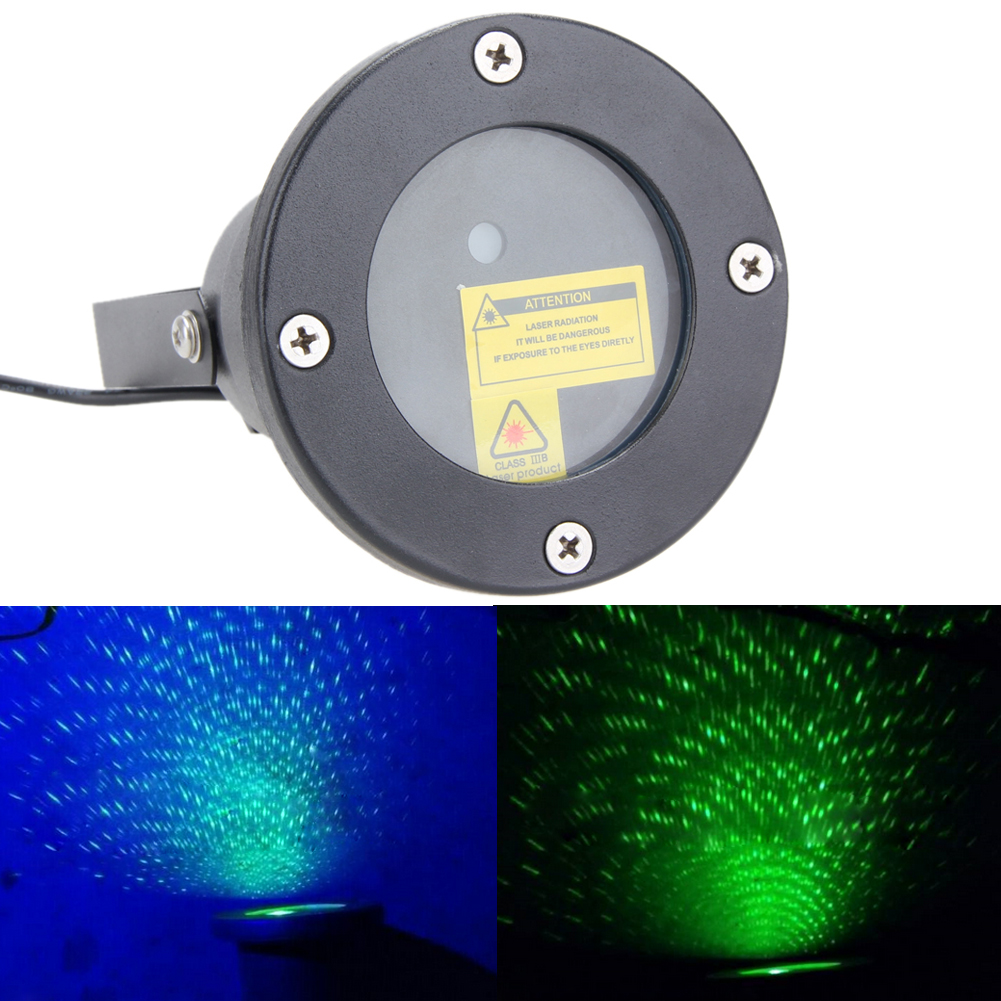 Outdoor Waterproof Light Landscape Garden Projector Moving Laser Stage Light Party Lamp Disco for Home decoration Lighting lamps