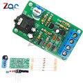 Weiß Noise Signal Generator DIY Kit Elektronische Kit 2 Kanal Ausgang für Burn in Test Therapie auf Schlaflosigkeit noise Generator-in Signalgeneratoren aus Werkzeug bei