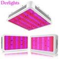 400 W 600 W 800 W espectro completo LED luces de crecimiento AC85 ~ 265 V LED lámpara de planta para invernadero cultivo de verduras de tienda y floración