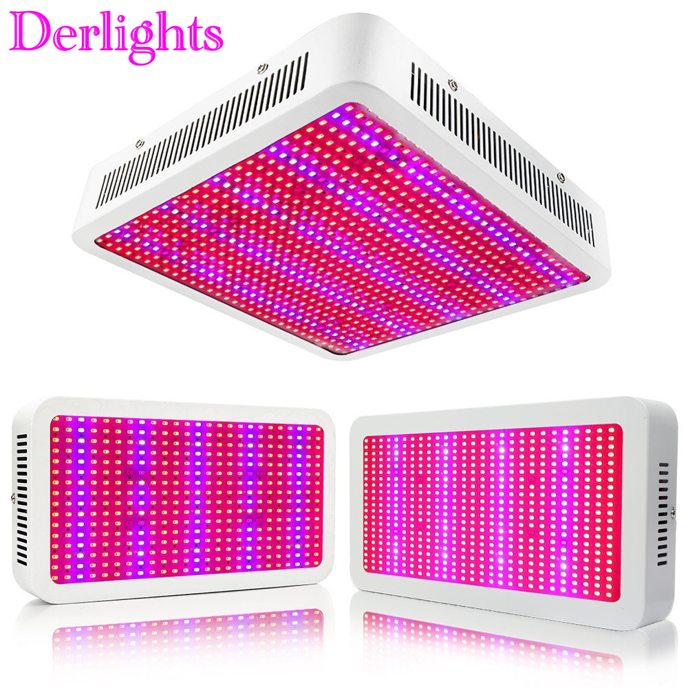 400W 600W 800W Full Spectrum LED Grow Lights AC85~265V LED Plant Lamp For Greenhouse Grow Tent Vegetables Growth&Flowering