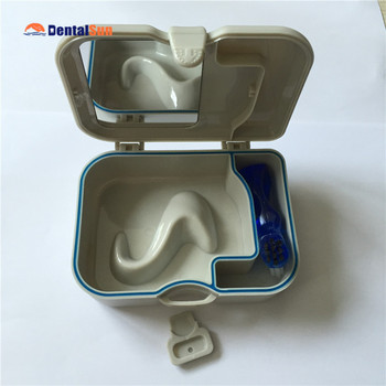 CE/ISO/FDA Approved Dental Retainer Box with Mirror and Brush/DB11 Denture Box image