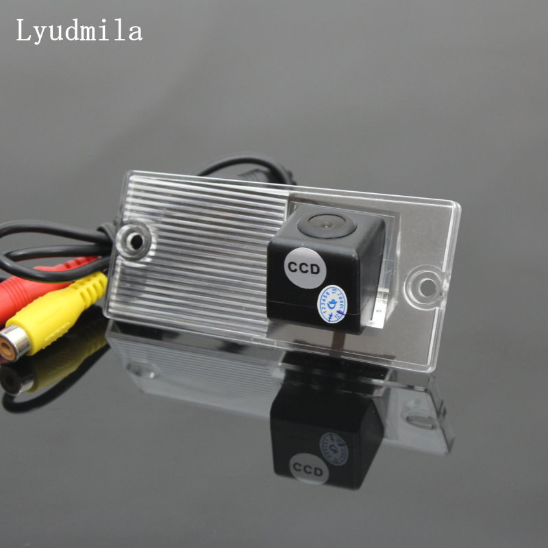 Lyudmila Car Camera For KIA Naza Sorento MK1 2003~2008 High Quality Rear View Camera / HD CCD Reverse Back up Parking Camera цена 2017