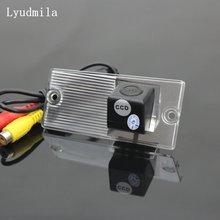 Lyudmila Car Camera For KIA Naza Sorento MK1 2003~2008 High Quality Rear View Camera / HD CCD Reverse Back up Parking Camera