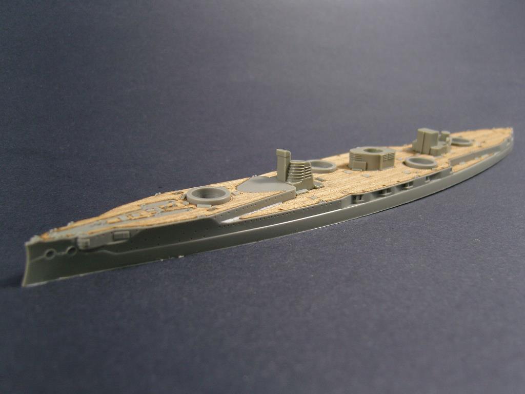 ARTWOX /Combrig Of The 70422 Feng De Tann Battleship Wood Deck AW20089