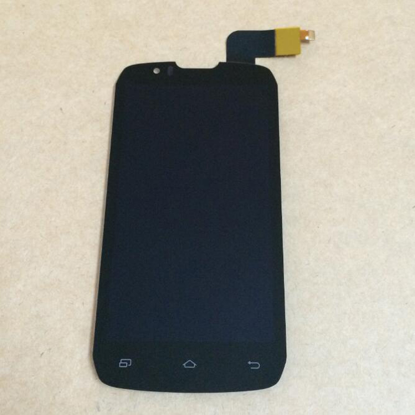 NEW Black LCD Display + Touch Screen Digitizer Assembly For DNS S4502 4502 S4502M Phone Parts