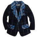 new arrival soft woven cotton 100% corduroy boy blazer BB20160701 B