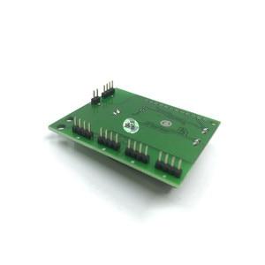 Image 4 - 산업용 등급 10/100 mbps 넓은 온도 저전력 4/5 포트 배선 분배기 미니 핀 유형 마이크로 네트워크 스위치 모듈