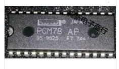 IC new original PCM78AP PCM78 DIP28