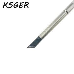 Image 2 - KSGER Black XA Grade Lead Free T12 K T12 ILS T12 J02 KU BC2 D16 D24 BL Electric Soldering Iron Tips For FX951 Soldering Station