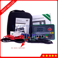 DY30 2 2500V 20G Ohm Digital Insulation Tester Megger Price For Three Test Voltages