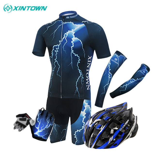 New Hot Cycling Wear Short Sleeved Suit Male Mountain Bike Fast Dry Assos  Cycling Clothing 2015 Shirts Cycling Shoe Covers Sport 9a9340135