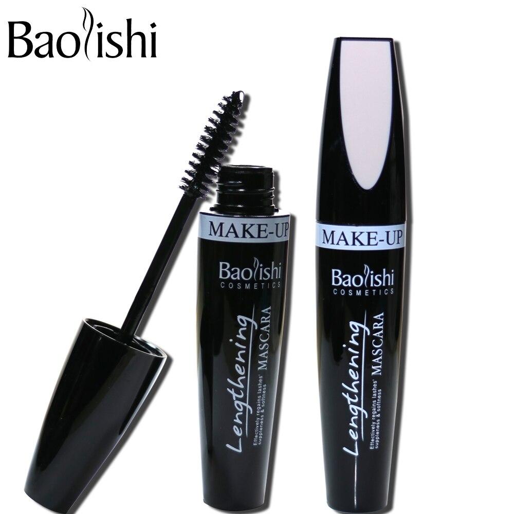 baolishi Marque maquillage 3d fibre mascara Allongement et Durable - Maquillage - Photo 2