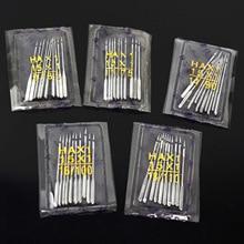 10 шт. швейные иглы универсальные 15x1 130x705H смешанный набор для упаковки швейных аксессуаров для всех фирменных домашних швейных машин G