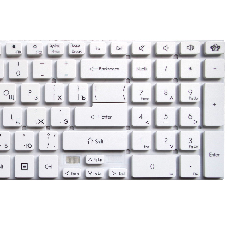 New for Acer TravelMate P273-M P273-MG RU Russian Keyboard