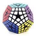 Neue ShengShou SS 4X4X4 Megaminx Magic Cube Mit Aufkleber Dodekaeder Würfel Puzzle Twist Glatt Für Kinder bildung Spielzeug Geschenk