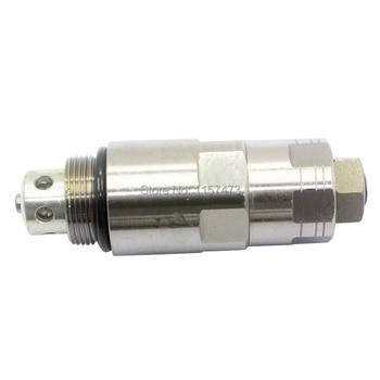 EX200-3 EX220-5 Pressure Relief Valve 0719010 for Hitachi Excavator Control Valve Parts,  3 month warranty