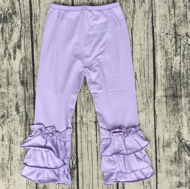 855b36afde331 top ten sell baby clothes toddler leggings wholesale triple bottom ruffle  icing legging capris icing baby