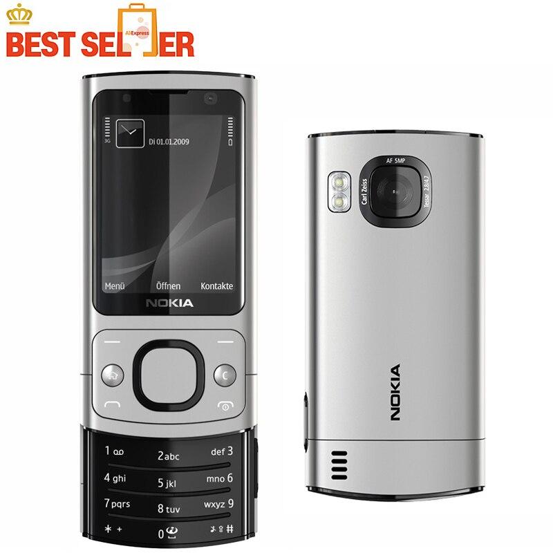 Цена за 6700 s оригинальный телефон разблокирован nokia 6700 5 мп камерой bluetooth слайд gsm телефон