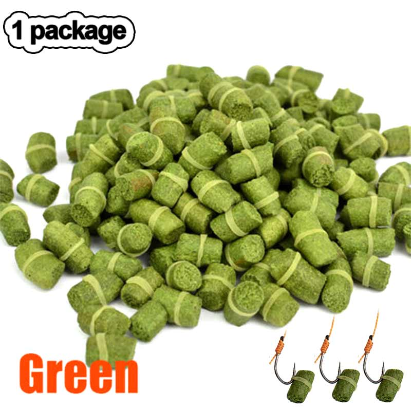 Image 2 - 1 Bag Fishing Bait Smell Grass Carp Baits Fishing Baits Lure Formula Insect Particle Rods 88 shop XR Hot-in Fishing Lures from Sports & Entertainment