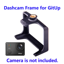 Бесплатная Доставка!! Dashcam Рамка для GitUp Git1/Git2 Действий Камеры