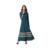 Malásia Muçulmano Islâmico Saudita Abaya Vestido roupas Femininas Moda Feitiço cor vestidos longos 2017 Novo roupão turco vestidos longos