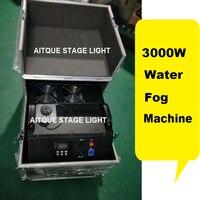 Профессиональный пиротехника генератор дыма 3000 Вт генератор тумана эффект воды машина тумана